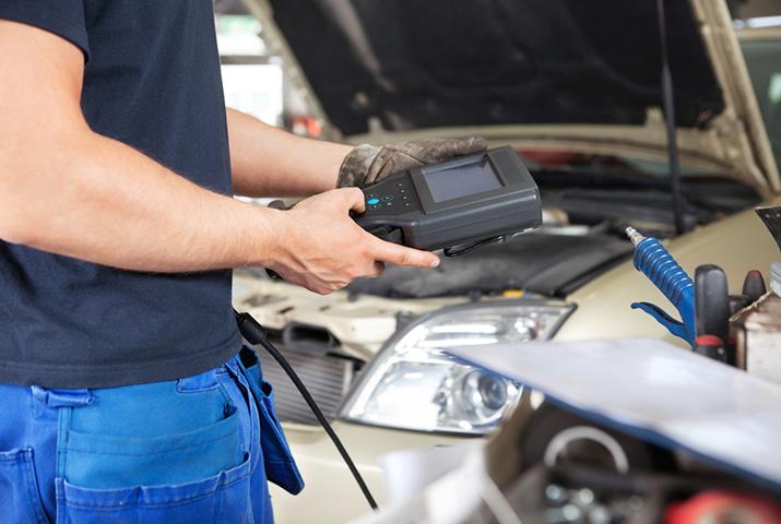 Ремонт и диагностика электронной системы автомобиля