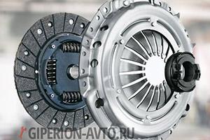 Одномассовое сцепление - Ремонт Peugeot Boxer 3
