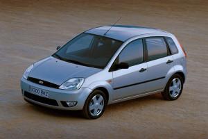 Ремонт Ford Fiesta