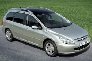Ремонт Peugeot 307 (Пежо 307)