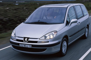 Ремонт Peugeot 807
