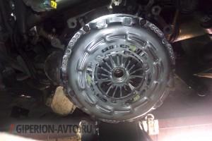 Одномассовое сцепление - Ремонт Peugeot Boxer 1