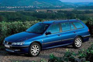 Ремонт Peugeot 406