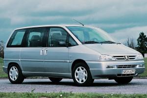 Ремонт Peugeot 806